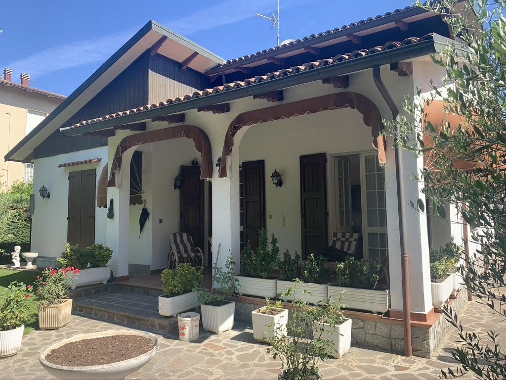 Villa singola alla Mezzaluna